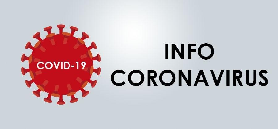Nos informations concernant le COVID-19